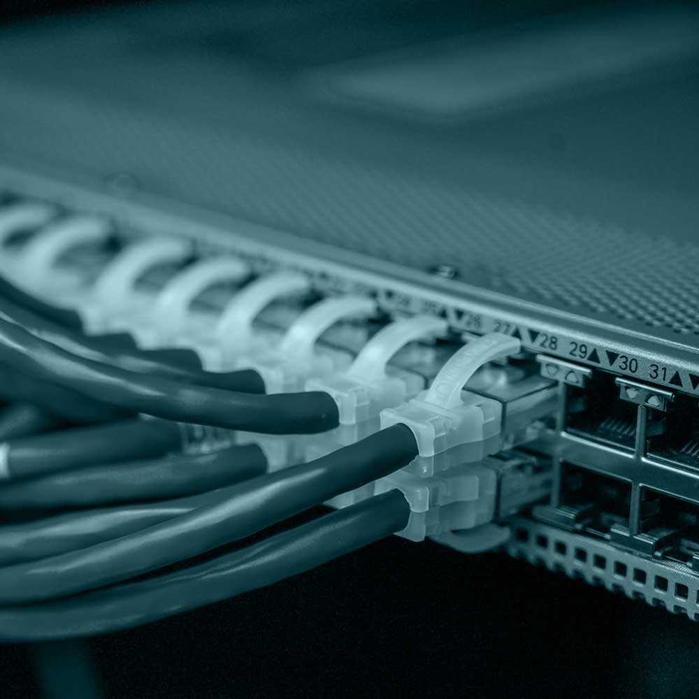 Structured Cabling Los Angeles | Orange County | San Diego